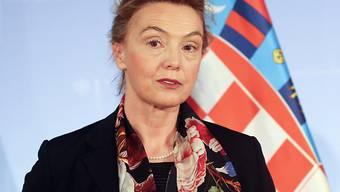 ARCHIV - Europarat-Generalsekretärin Marija Pejcinovic-Buric warnt vor sexueller Ausbeutung von Kindern. Foto: Wolfgang Kumm/dpa/Archiv