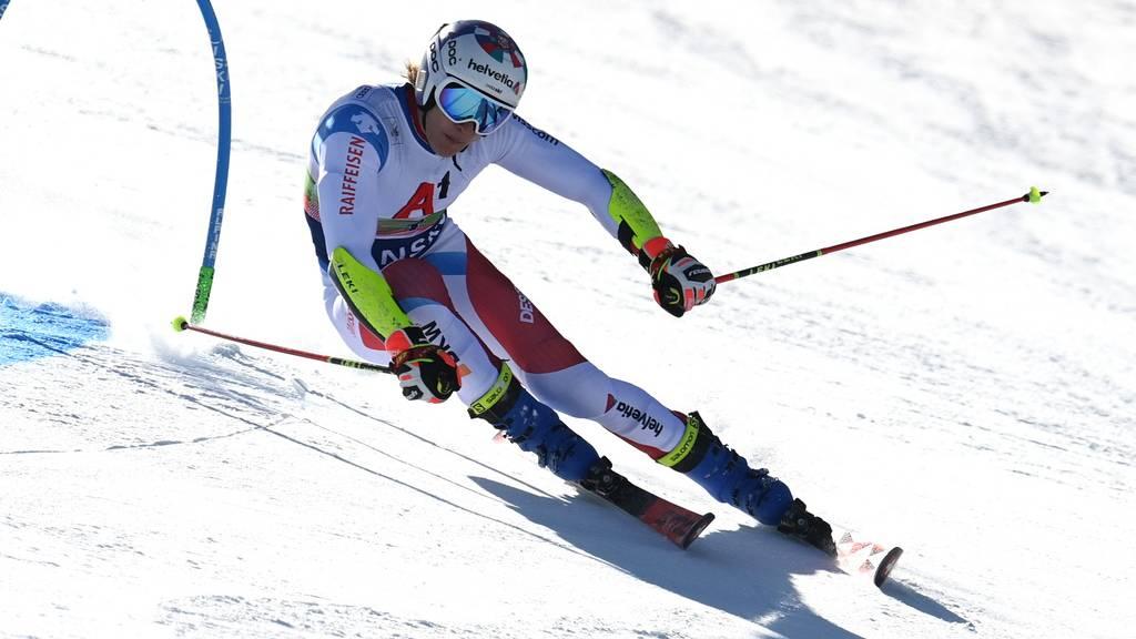Können sich die Schweizer im zweiten Lauf verbessern?