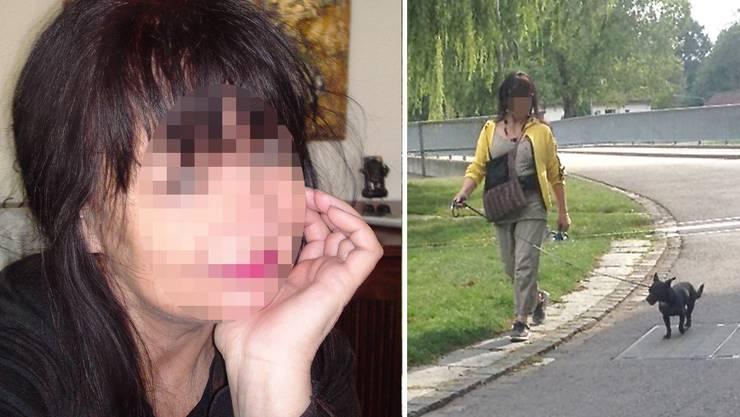 Tötungsdelikt Aarau: Beim Opfer handelt es sich um die 66-jährige Hildegard Enz Rivola.