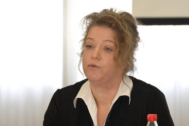 Angela Weirich, erste Staatsanwältin