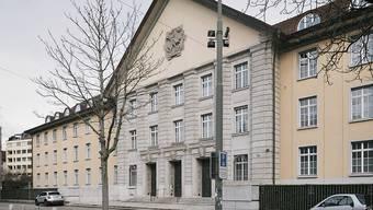 Die Geschäftslast hat an den Bezirksgerichten (hier Zürich) im Kanton Zürich zugenommen.