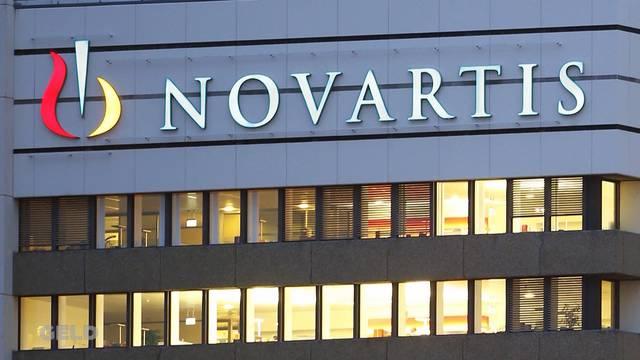 Johann Schneider-Ammann / Novartis
