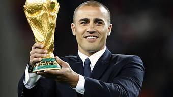 Ermittlungen gegen Weltmeister Fabio Cannavaro