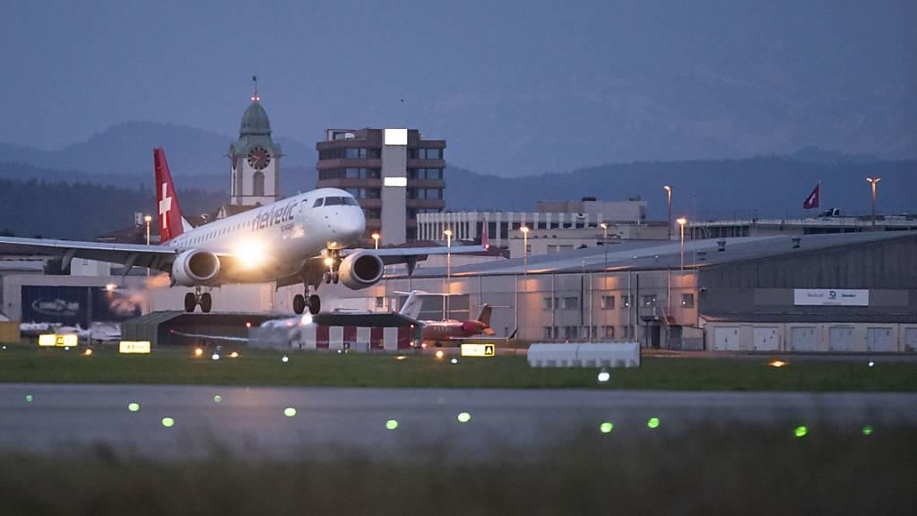 Der VCS hat vor Bundesgericht in Sachen Parkplätze am Flughafen Zürich einen Teilsieg errungen. (Archivbild)