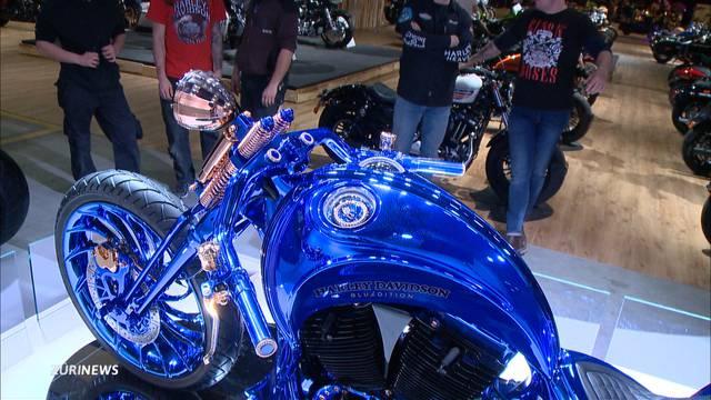 Teuerstes Motorrad der Welt an Swiss Moto