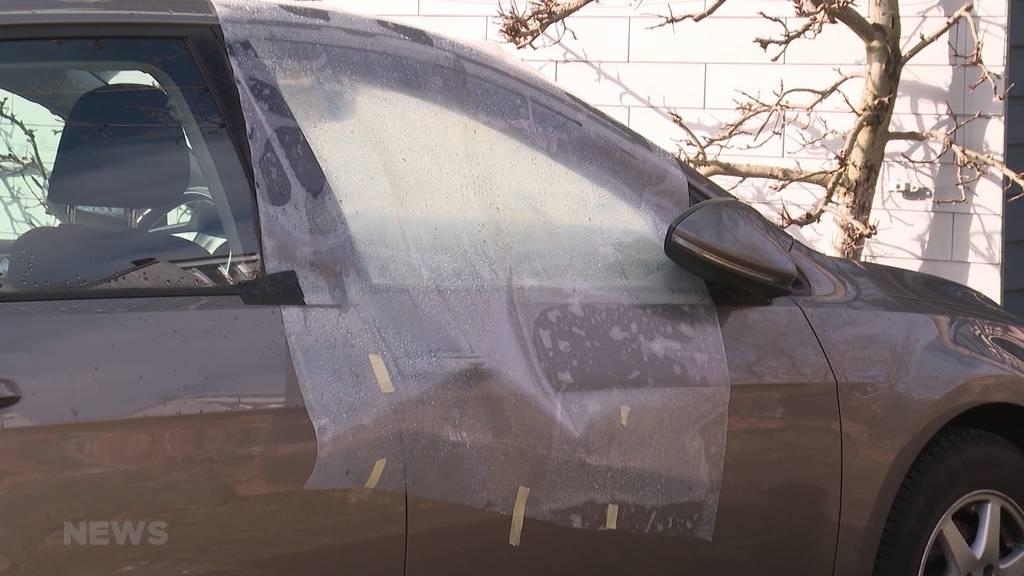 Über 20 Autos in Mittelhäusern demoliert