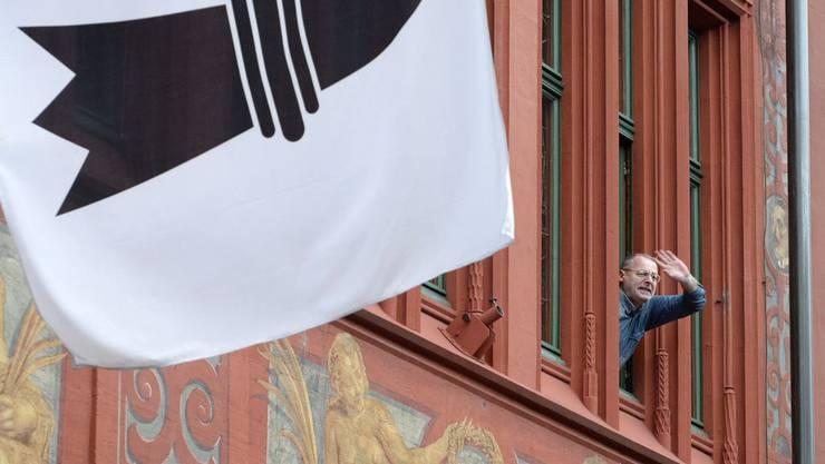 Eric Weber, Basler Ex-Grossrat, reichte wegen Beleidigung und Bedrohung Strafanzeige ein gegen Pnos-Nationalratskandidat Tobias Steiger.