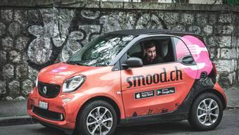 Die Westschweizer Firma Smood will Migros-Lebensmittel schon bald auch in der Deutschschweiz ausliefern.