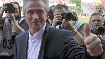 Jupp Heynckes (Bild) beerbt in Leverkusen Bruno Labbadia