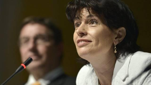 Verkehrsministerin Doris Leuthard (Archivbild)