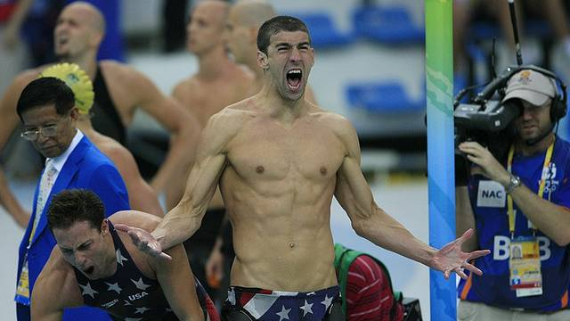 Phelps gewinnt 19 Olympia-Medaillen