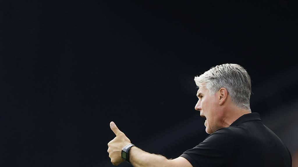 Sion geht in Zürich unter – Trainer Walker: «Es kommt, was kommt»