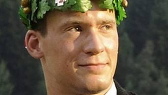 Schwingerkönig Kilian Wenger hat noch keine Herzdame