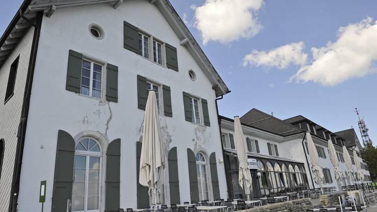 Die Sanierung und der Ausbau des Kurhauses Weissenstein rücken einen Schritt näher.