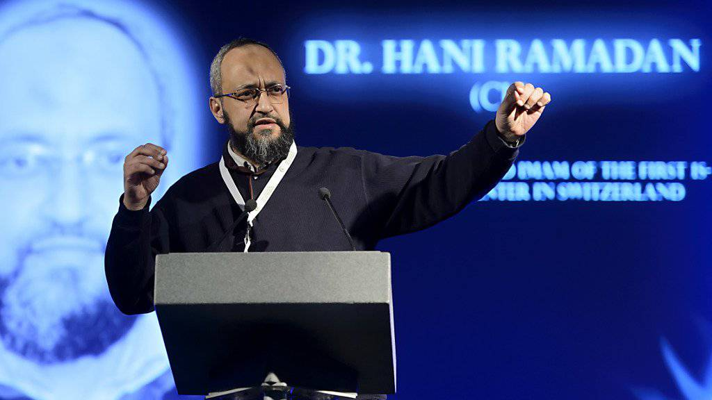 Der Schweizer Hani Ramadan ist von den französischen Behörden des Landes verwiesen worden. (Archivbild)