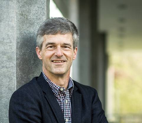 Stadtrat Daniel Siegenthaler (SP)