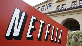Netflix-Hauptquartier im kalifornischen Los Gatos: Der Streaming-Riese wächst international schneller als in den USA. (Archivbild)