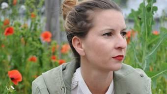 Kolumnistin Michèle Roten. Foto: Walter Pfeiffer