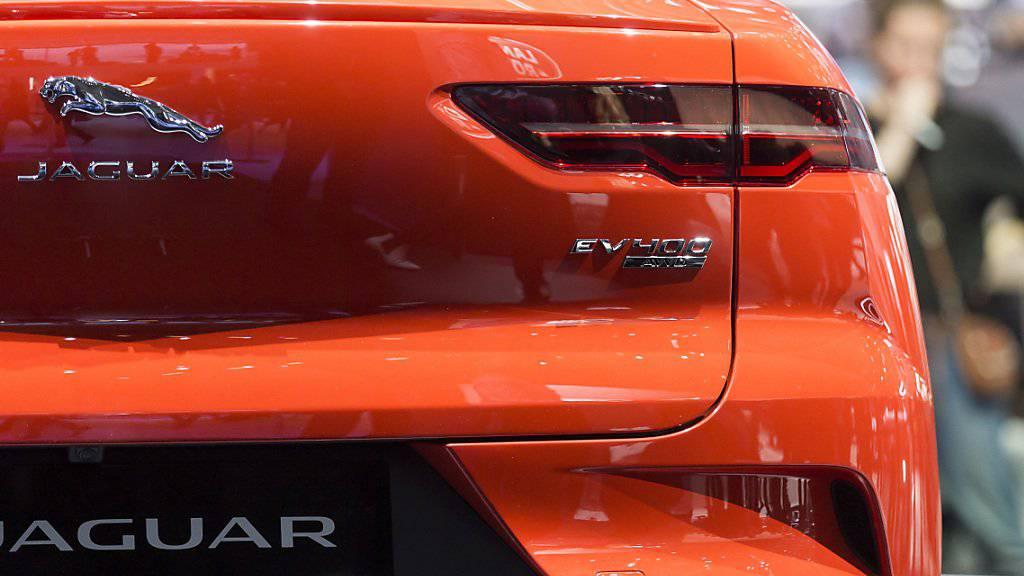 Jaguar Land Rover ist der grösste britische Autohersteller. (Symbolbild)