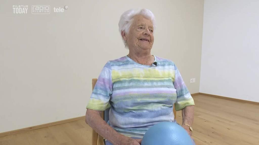 Ruswilerin ist seit 65 Jahren im Turnverein