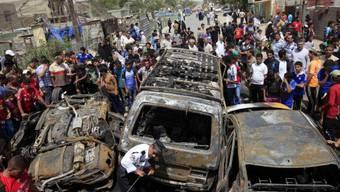In den letzten Wochen hat sich die Lage im Irak verschärft (Archiv)