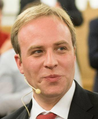 Marco Hardmeier: Der SP-Mann will Nachfolger von Urs Hofmann werden.