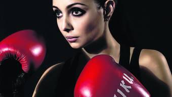 «Kämpferisch» mit diesem Foto hat Fabio Gloor am Wettbewerb zum Thema Brustkrebs mitgemacht. Foto: Fabio Gloor/www.gloorious.com