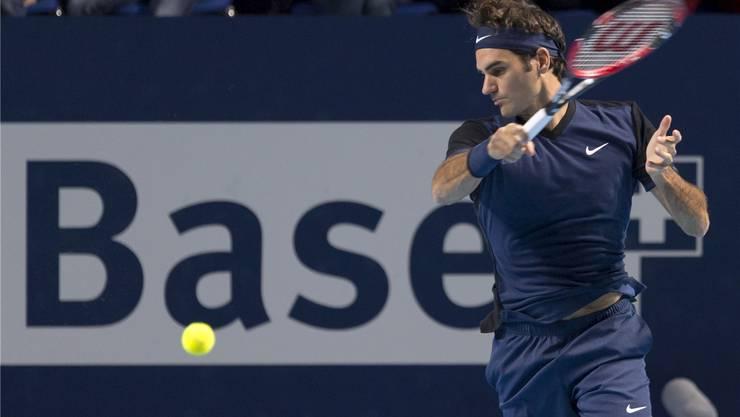 Letztes Jahr konnte Roger Federer (hier im Final gegen Rafael Nadal) seinem Heimturnier mit seiner Teilnahme noch mehr Glamour verleihen.