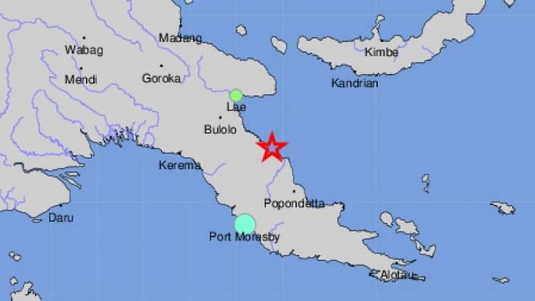 Erdbeben vor Papua-Neuguinea – Tsunami-Warnung aufgehoben