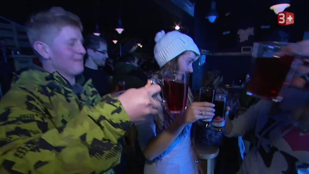 Jung, wild & sexy - Baggern, saufen, Party machen Staffel 2 - Folge 1