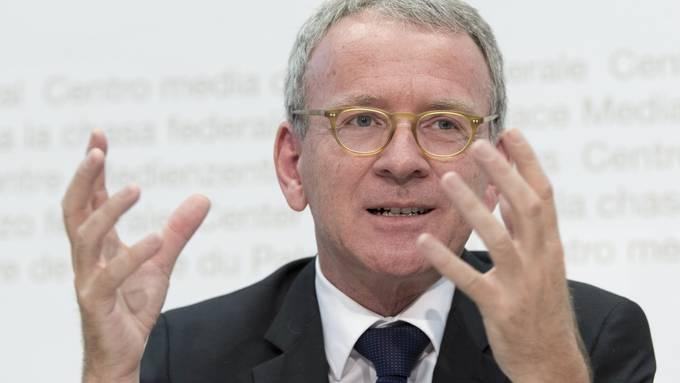 Fordert seit Jahren ein nationales Polizeigesetz: Adrian Lobsiger, oberster Datenschützer der Schweiz.