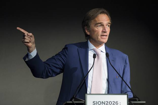 Jean-Philippe Rochat ist Präsident des Bewerbungskomitees.