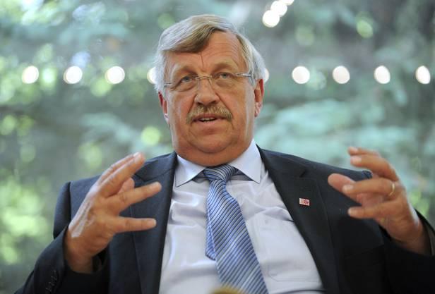 Das Opfer: CDU-Politiker Walter Lübcke.