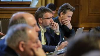 Wird bald nicht mehr als einziger EVPler im Parlament sitzen: Thomas Widmer-Huber. (zvg / Michael Fritschi)