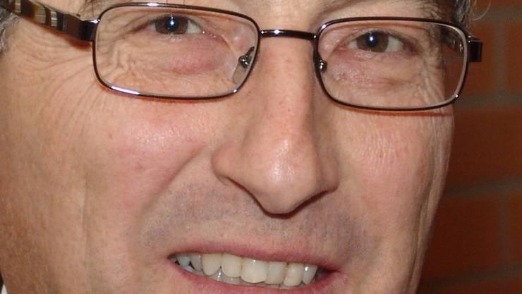 Finanzvorstand Rolf Schaeren will die hohen Soziallasten abgelten