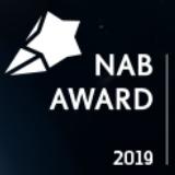 NAB Award Logo