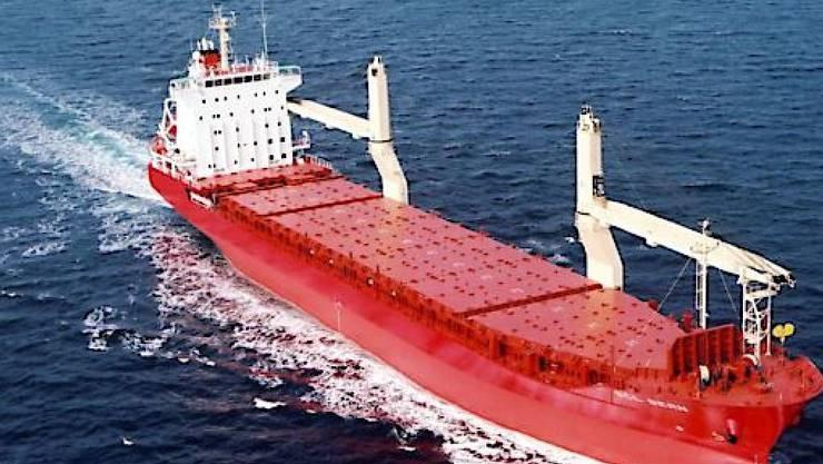 Jetzt ist ene zweite Schweizer Reederei  in Schieflage.