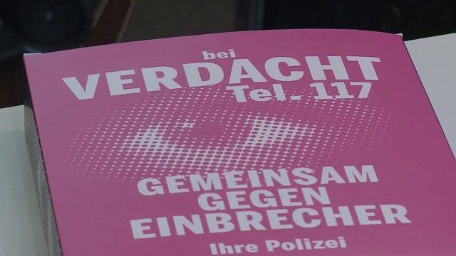 Kriminalitätsstatistik der Kantonspolizei Solothurn