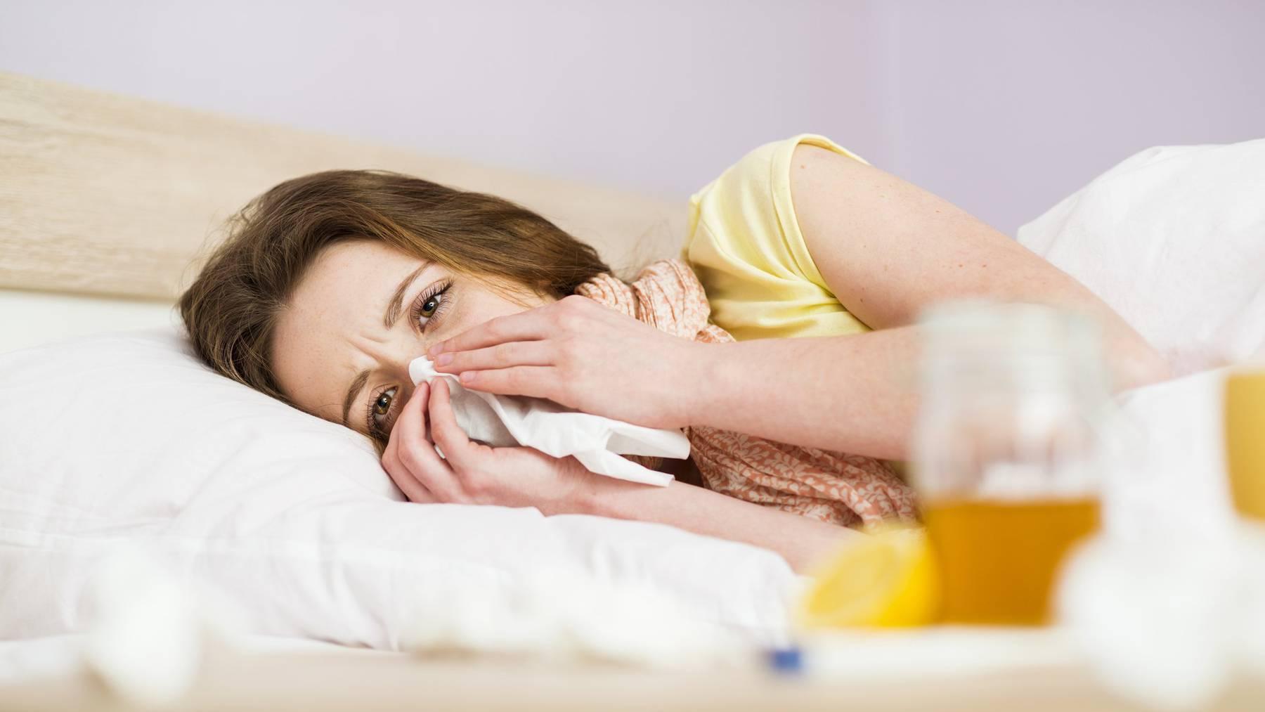 Seit über zwei Monaten wütet die Grippe in der Schweiz.