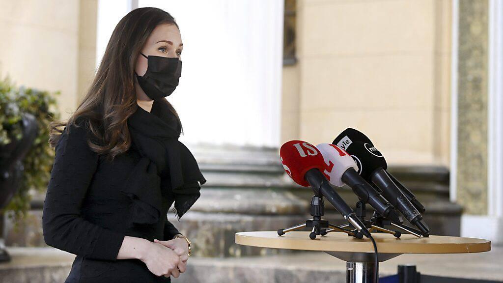 Finnland schränkt öffentliches Leben weiter ein
