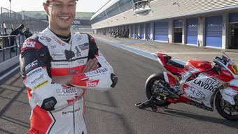 Dominique Aegerter wechselt in die MotoE-Klasse zum Team Intact