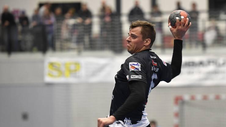 Im ersten Auswärtsspiel treffen Pascal Bühler und der STV Baden auf die SG Wädenswil/Horgen - und somit auf einen Gegner, der auf dem Papier klar schwächer aufgestellt ist.