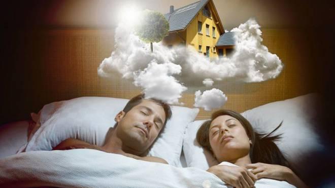 Oft nur im Traum erschwinglich: Eigenheim.