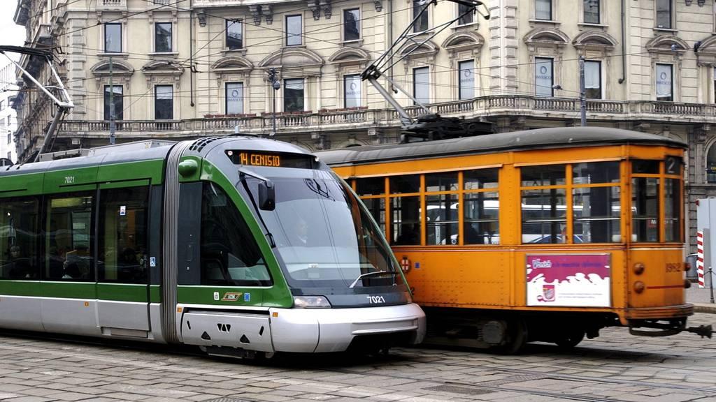 Stadler Rail liefert Trams nach Mailand