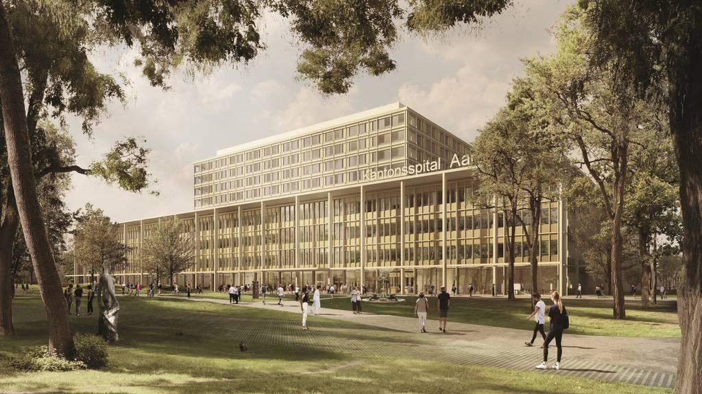 Siegerprojekt vom KSA-Neubau heisst «Dreiklang»