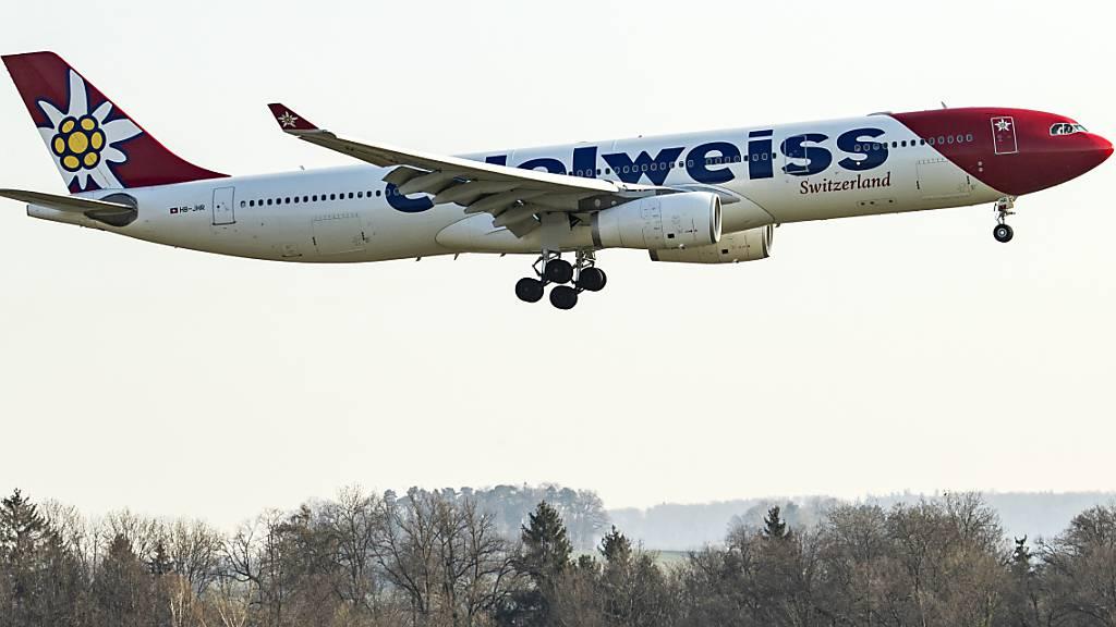 Edelweiss setzt zum Neustart im Ferienflugbetrieb an