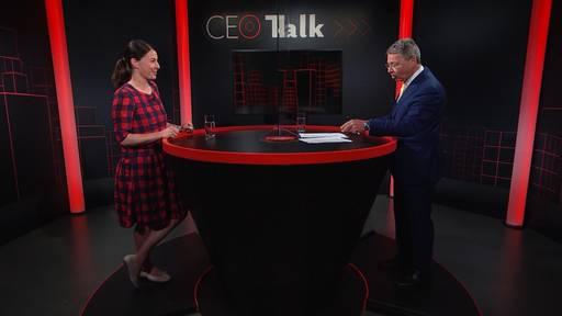 «CEO Talk» mit Dominique Gisin
