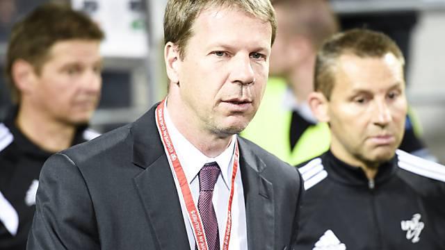 Rene Pauritsch feierte mit Liechtenstein einen Sieg