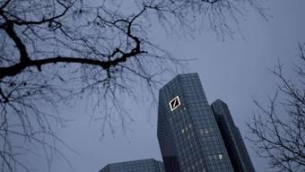 Hauptsitz der Deutschen Bank in Frankfurt am Main