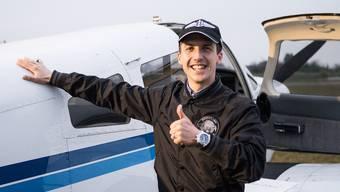 Die Grenchner Breitling hat Ammann den Traum vom Fliegen erfüllt.